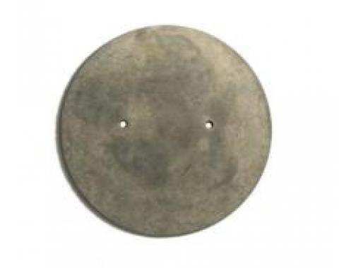 Corvette Gas Door Plate, 1968-1970