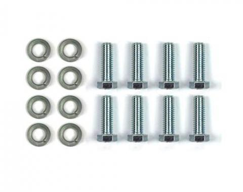 Corvette Rear End Cover Bolt Set With Washers, 16 Pieces, 1968-1979