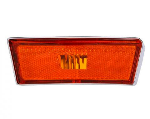 Trim Parts 70-72 Corvette Front Marker Light Assembly, Right Hand, Each 5340