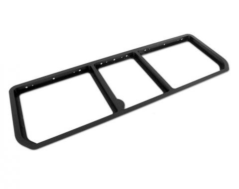 Corvette Rear Compartment Unit Master Frame, Black Paint to Match, 1968-1979 Early