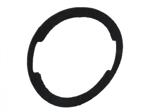Corvette Outer Door Lock Cylinder Gasket, 1956-1982