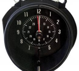 GTO Clock, In Dash, 1968