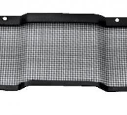 Chevelle Hood Opening Screen, Cowl Induction, 1970-1972