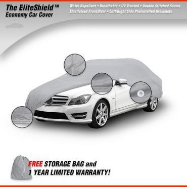 OLDSMOBILE 442 EliteShield Car Cover, Gray, 1964-1972