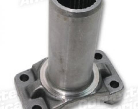 Corvette Driveshaft Slip Yoke, For Cars With Manual Transmission, 1963-1970