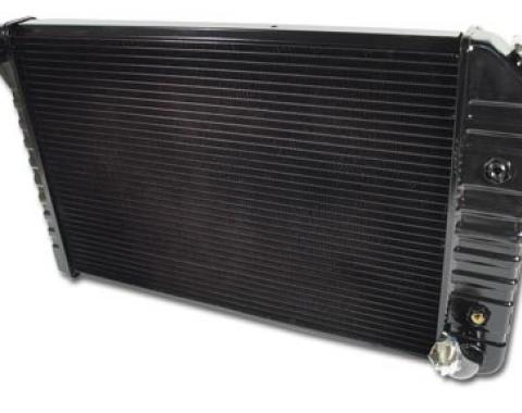 "Corvette Radiator, 2"" Thickness, 1977-1979"