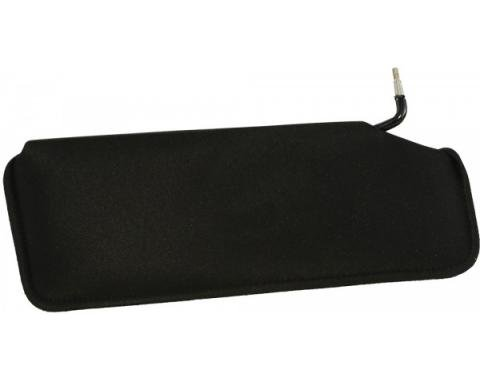 Corvette Sunvisor, Replacement Left, without Mirror, 1984-1996