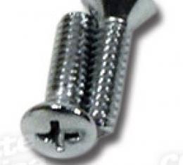 Corvette Hardtop Guide Pin Mount Screws, 1963-1967