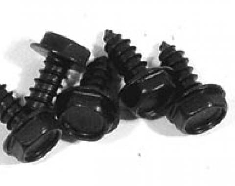 Corvette Air Conditioning Blower Motor Resistor Screws, 4 Piece, 1963-1979