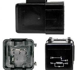 Camaro Fuel Pump/AC Compressor Relay, 1982-1991