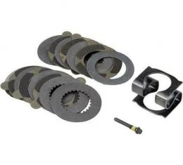 Ford Performance Parts 8.8 in. Traction-Lok Rebuild Kit, with Carbon Discs
