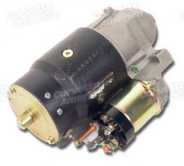 Corvette Starter Motor, 70-1973 350 Man Recond, 1965-1973