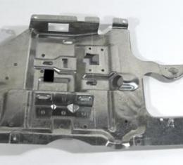 Corvette Door Panel Mount Panel, Right Inner, 1990-1993