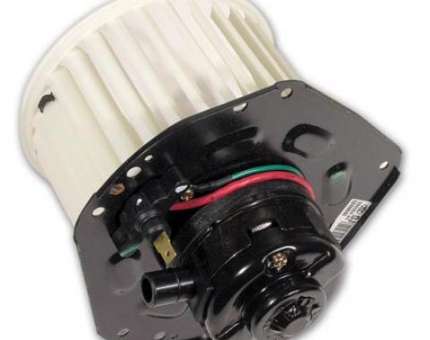 Corvette Air Conditioning Blower Motor, With Fan 1977 Late, 1977-1982