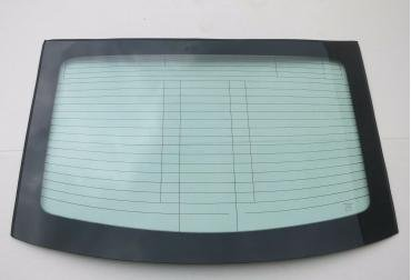Camaro Rear Window Glass with Defrost & Antenna, Tinted, Coupe, 2010-2015