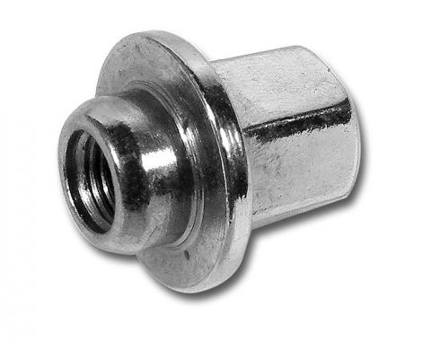 Corvette Aluminum Wheel Lugnut, 1968-1982