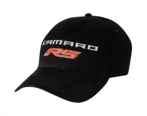 Camaro 2010 RS Hat, Black