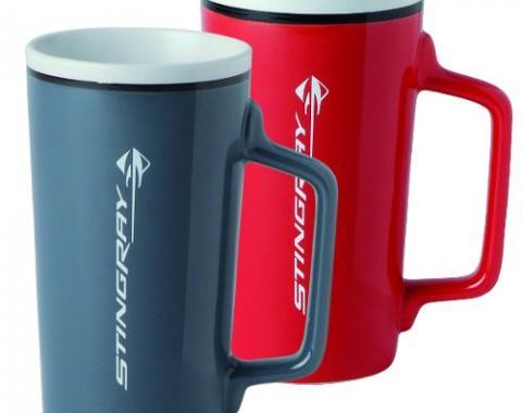 Stingray Tall Latte Mug