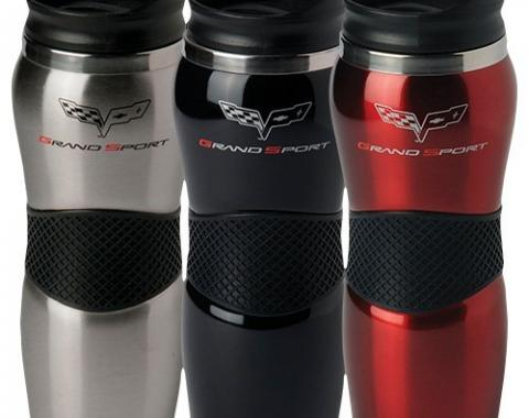 Corvette Grand Sport Maui Gripper Tumbler, Black