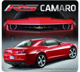 Camaro RS Mouse Pad