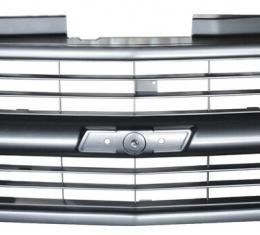 Key Parts '94-'98 Pickup and Suburban Grille, Paint to Match, for Composite Headlights 0852-046