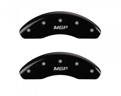 Black Caliper Covers for Volkswagen Jetta