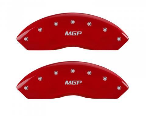 Red Caliper Covers for Infiniti Ex35, Ex37, G25, G35, G37, M35, M35h, M37, M45, M56, Q50