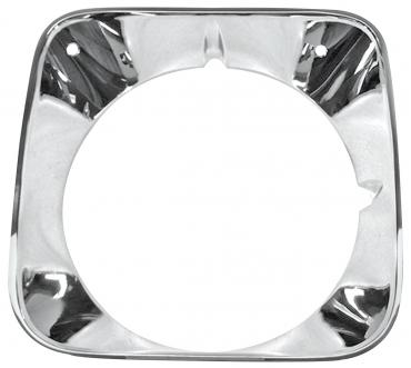 Monte Carlo Headlight Bezel, Left, 1971-1972