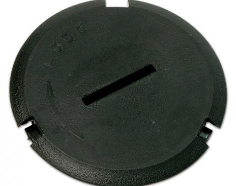 Corvette Headlight Adjusting Hole Plug, Late 1999-2004