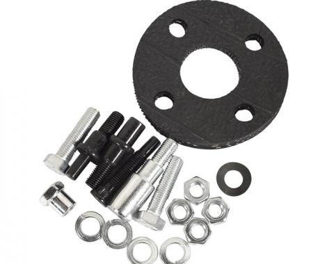 Corvette Steering Column Coupler Rag Joint Repair Kit, 1963-1982