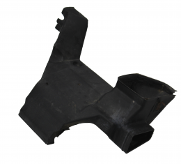 GM 1974-1976 Chevrolet Corvette Center Air Distribution Duct, with AC USED 336471