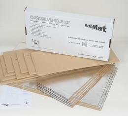 HushMat Mercedes-Benz Sprinter 2500 2015-2018   Sound and Thermal Insulation Kit 59900