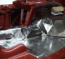 HushMat  Floor Deadening and Insulation Kit 613161