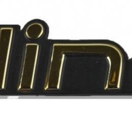 Camaro Front End Emblem, Berlinetta, 1982-1984