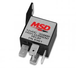 MSD High Current Relays 8961