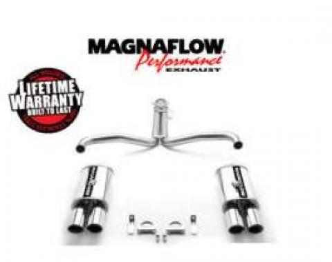 Corvette Exhaust, Magnaflow, 1986-1991