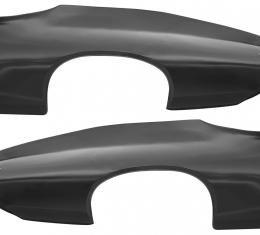 GTO Quarter Panel Skin, Left, 1969