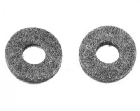 Camaro Clutch Bellcrank Felt Seals, 1967-1981