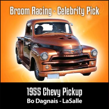 Broom Racing Pick