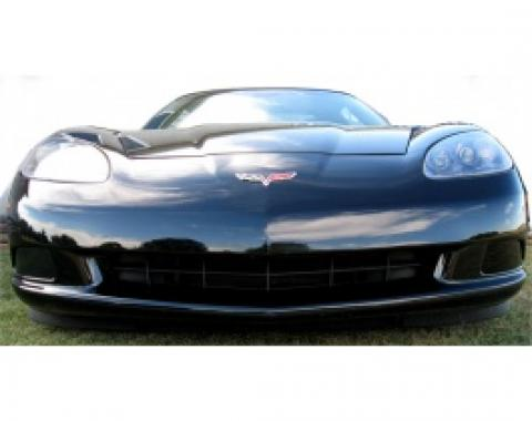 Corvette Black-Out Kit, Driving Lights, Smoke Black Z06/ZR1/Grand Sport, 2005-2013
