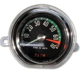 Corvette Tachometer, Distributor Drive, 6500 RPM (60 Early), 1960
