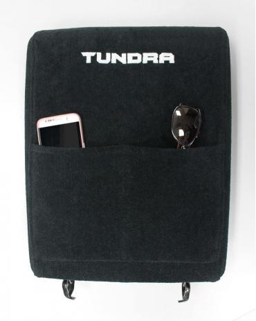 Seat Armour Tundra 2014-2019,  Konsole Cover™ with Pocket, Black, KATUNDRA14-19