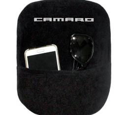 Seat Armour Camaro 2009-2014,  Konsole Cover™ with Pocket, Black, KACAMB09-14