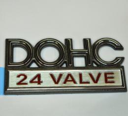 Cutlass Fender Emblem, DOHC 24 Valve, 1991-1995