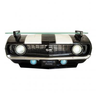 1969 Chevrolet Camaro Front End Wall Shelf, with Working LED Lights