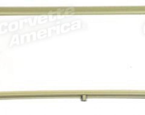 Corvette America 1973-1977 Chevrolet Corvette Coupe Rear Window Frame