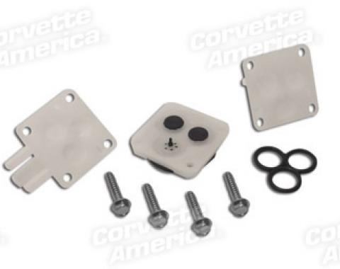 Corvette Washer Pump Rebuild Kit, White, 1963-1974