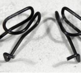 Corvette Door Rod Retainers, Wire, 1956-1962