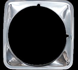 Key Parts '69-'72 Headlight Bezel, Passenger's Side 0849-056 R