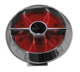 Corvette Door Panel Reflector, 1963-1964
